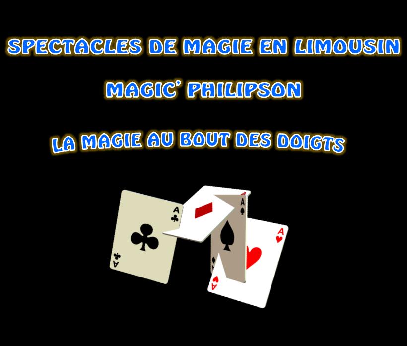 MAGIE ENFANTS - MAGIC' PHILIPSON